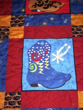Baby Cowboy Quilt Pattern - Search